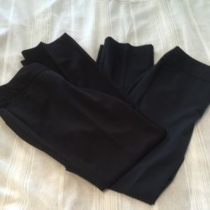 2 Pair of Worthington modern fit slacks